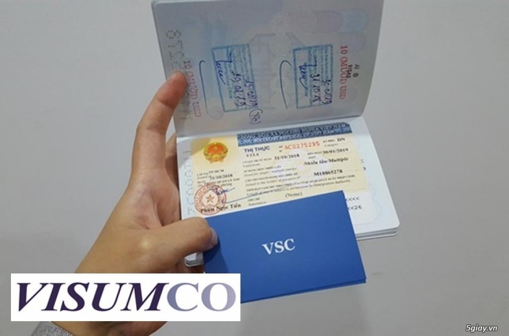 HCM-Nhận gia hạn visa cho khách DUBAI nhập cảnh vào Việt Nam - 1