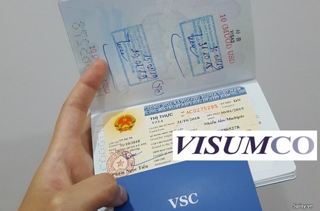 HCM-Nhận gia hạn visa cho khách ẤN Độ nhập cảnh vào Việt Nam - 1