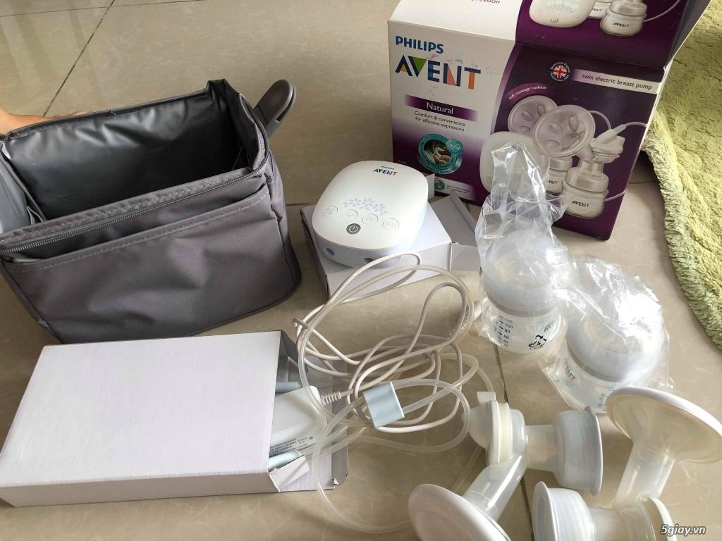 Thanh lý máy hút sữa điện đôi Philips Avent - 1