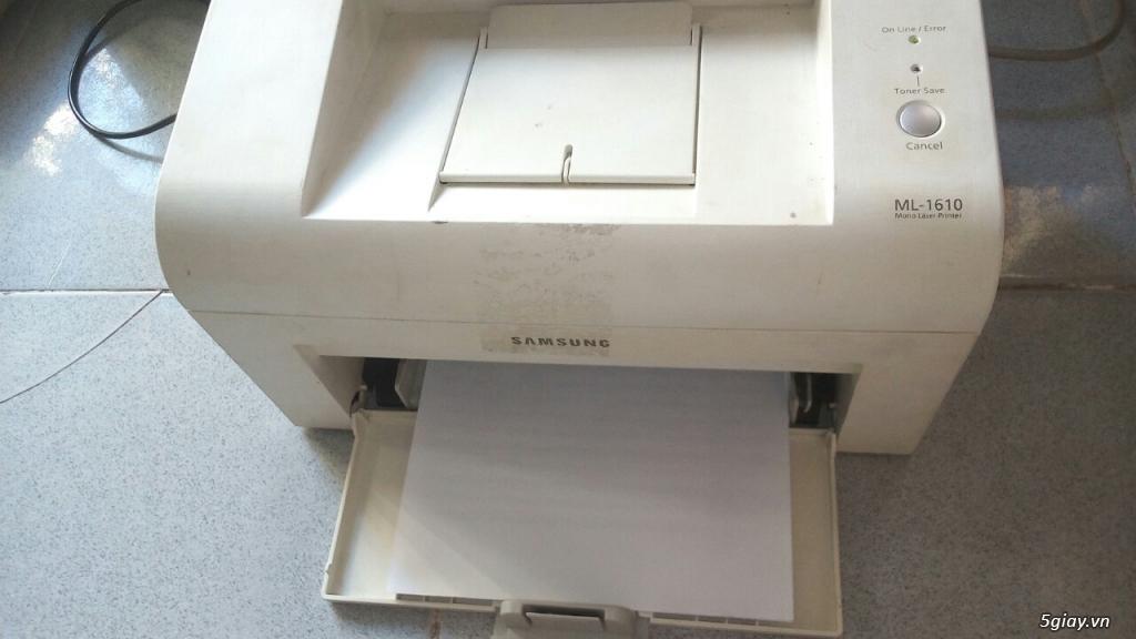 máy in samsung ml 1610 - 1