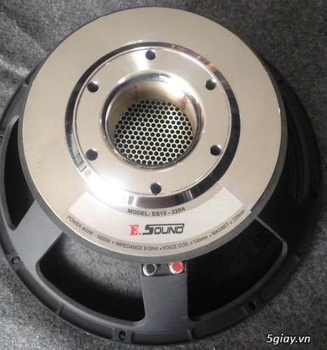 Thiên Phước Lộc Audio : Chuyển sản xuất ampli , loa công suất lớn - 4