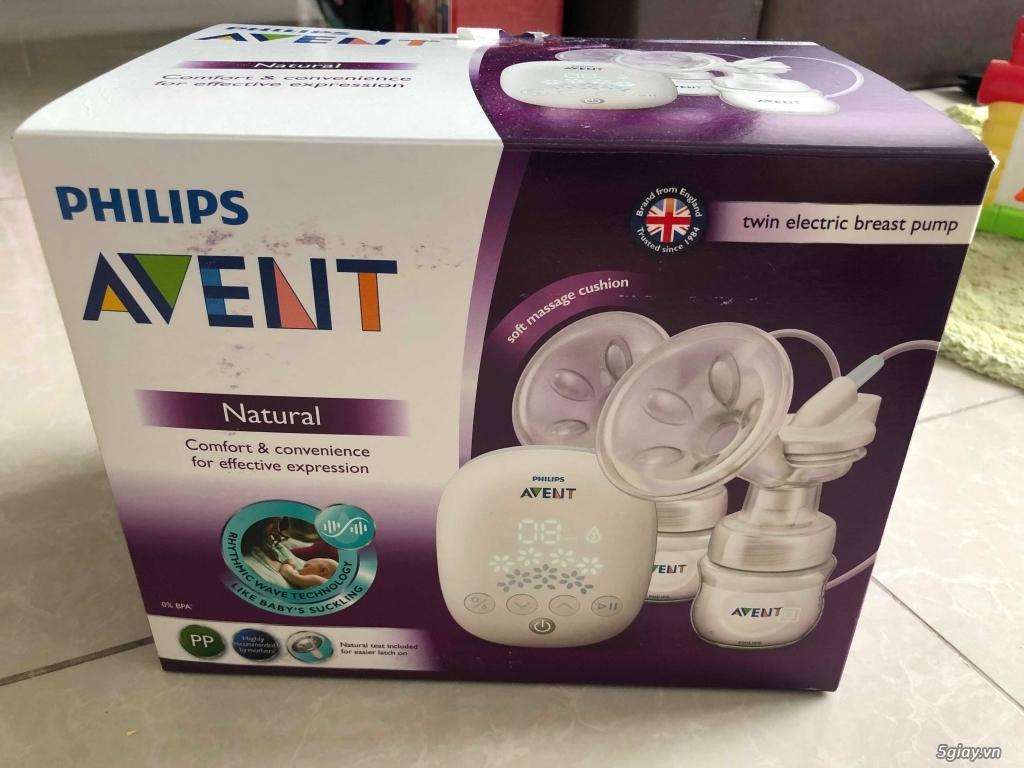 Thanh lý máy hút sữa điện đôi Philips Avent
