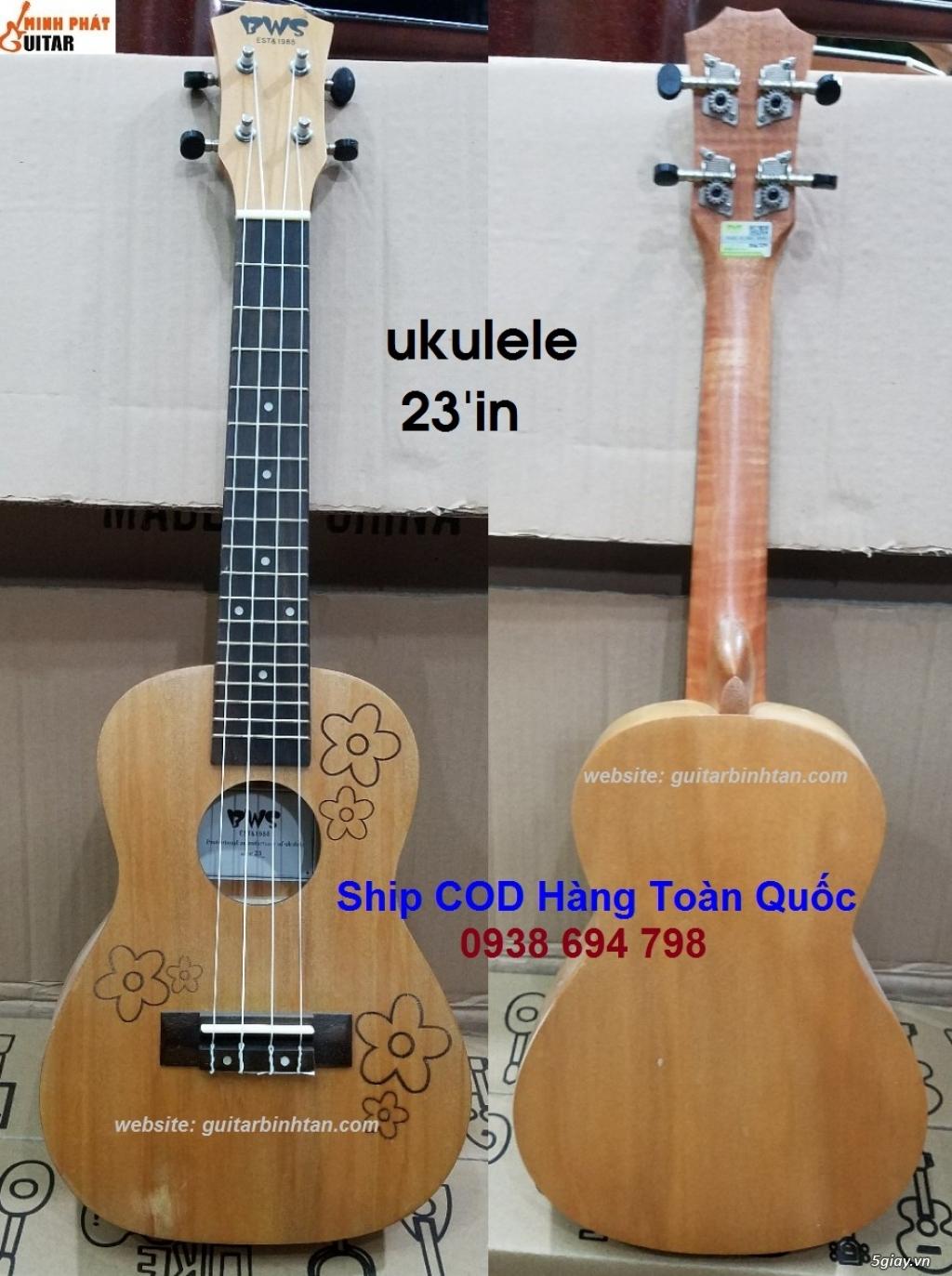 Đàn ukulele giá rẻ toàn quốc - ship COD toàn quốc - 22