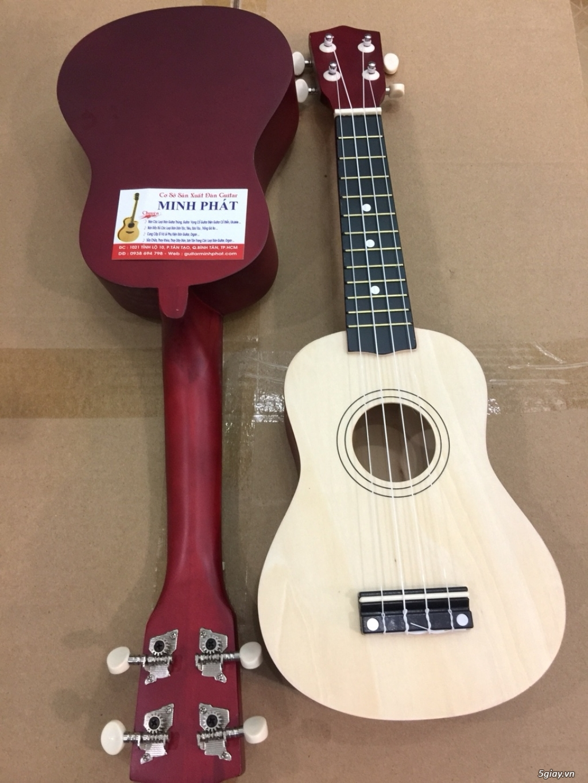 Đàn ukulele giá rẻ toàn quốc - ship COD toàn quốc - 5
