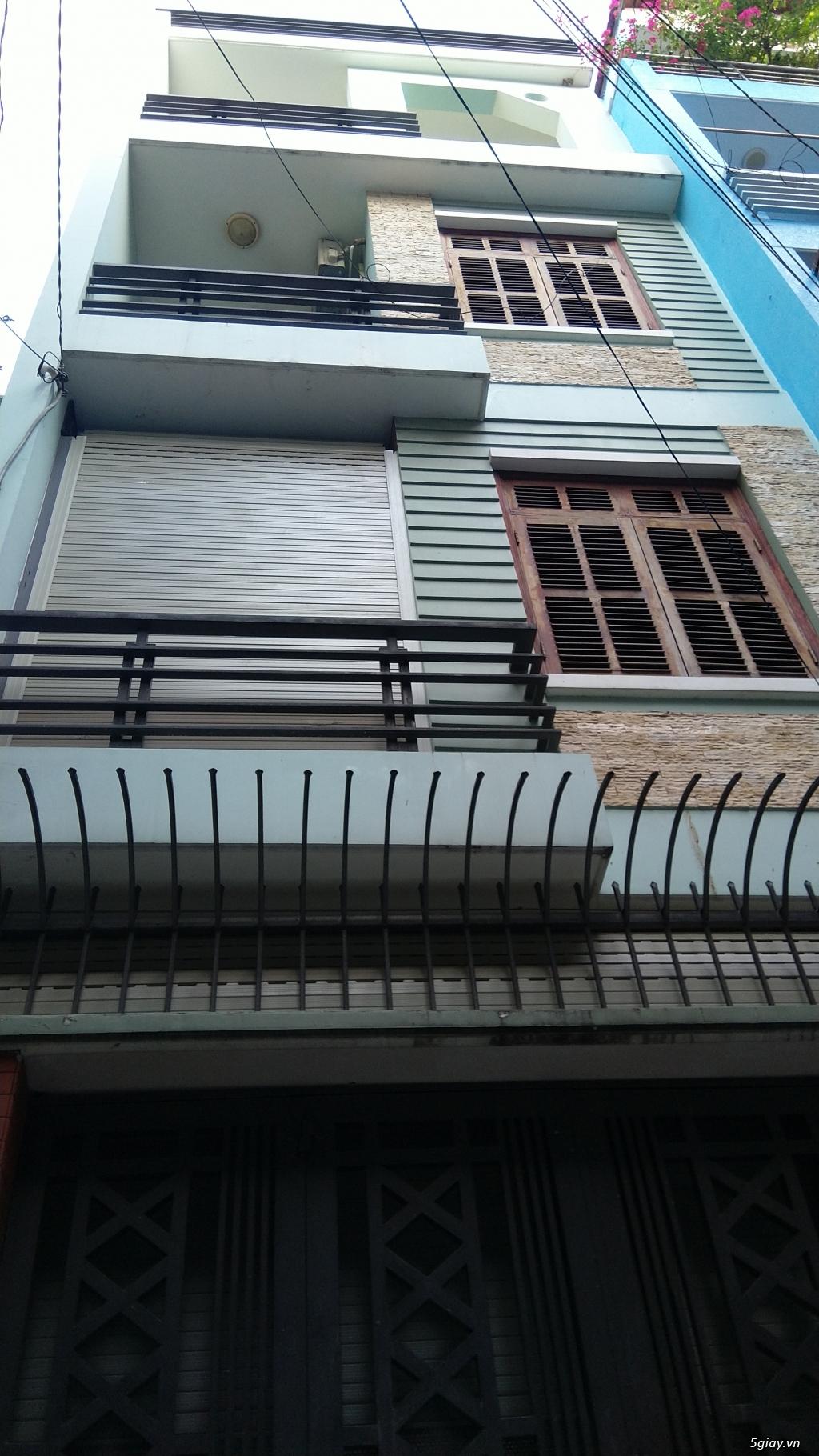 Cho Thuê : Nhà Nguyên Căn Quận 10 , hẻm 1 xẹt rộng , khu vực an ninh