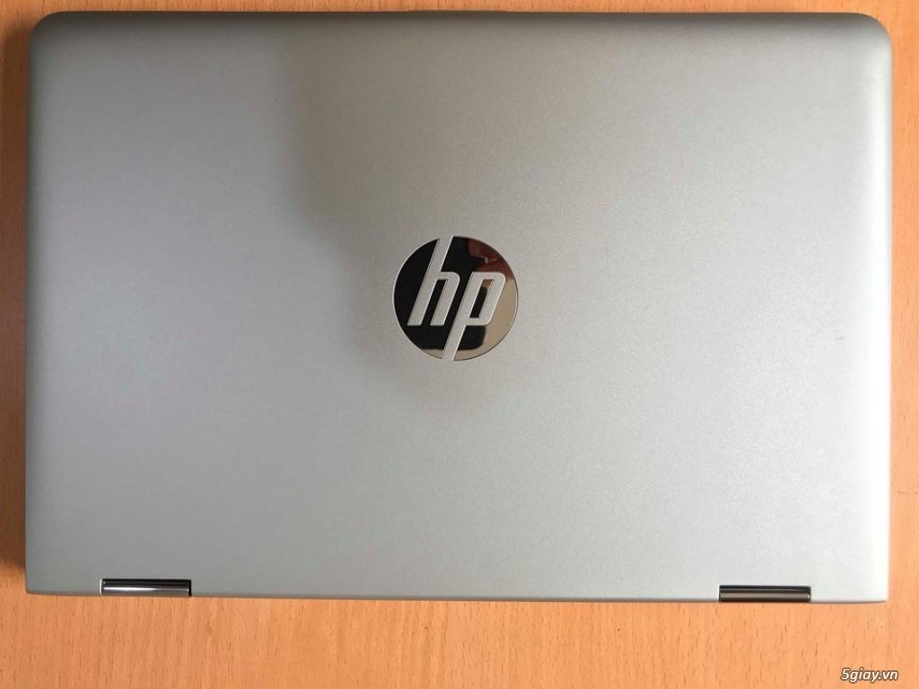 HP Pavilion x360 11, i3-8130U, 500GB, 4GB, 11in HD Touch, Intel, W10. - 2