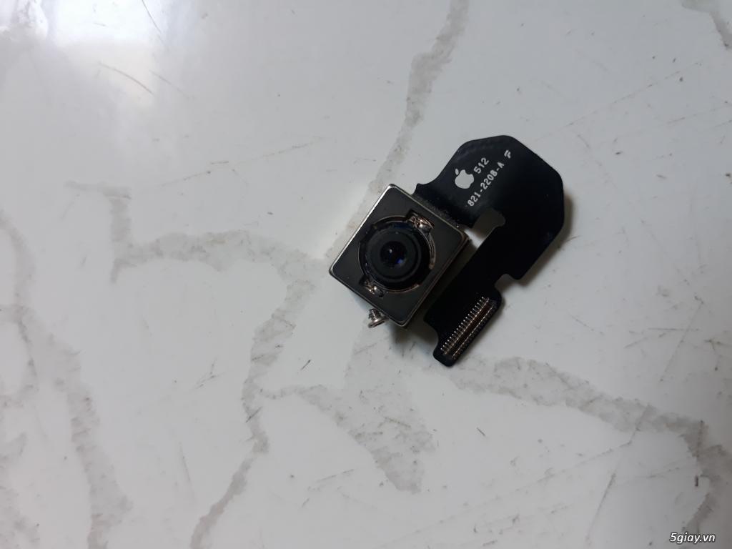 Camera, pin, linh tinh ... Iphone 6 plus - giao lưu - 2