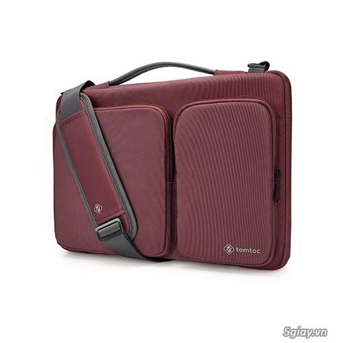 Túi đeo chống sốc TOMTOC (USA) 360* shoulder bags MACBOOK 13 giá tốt - 3