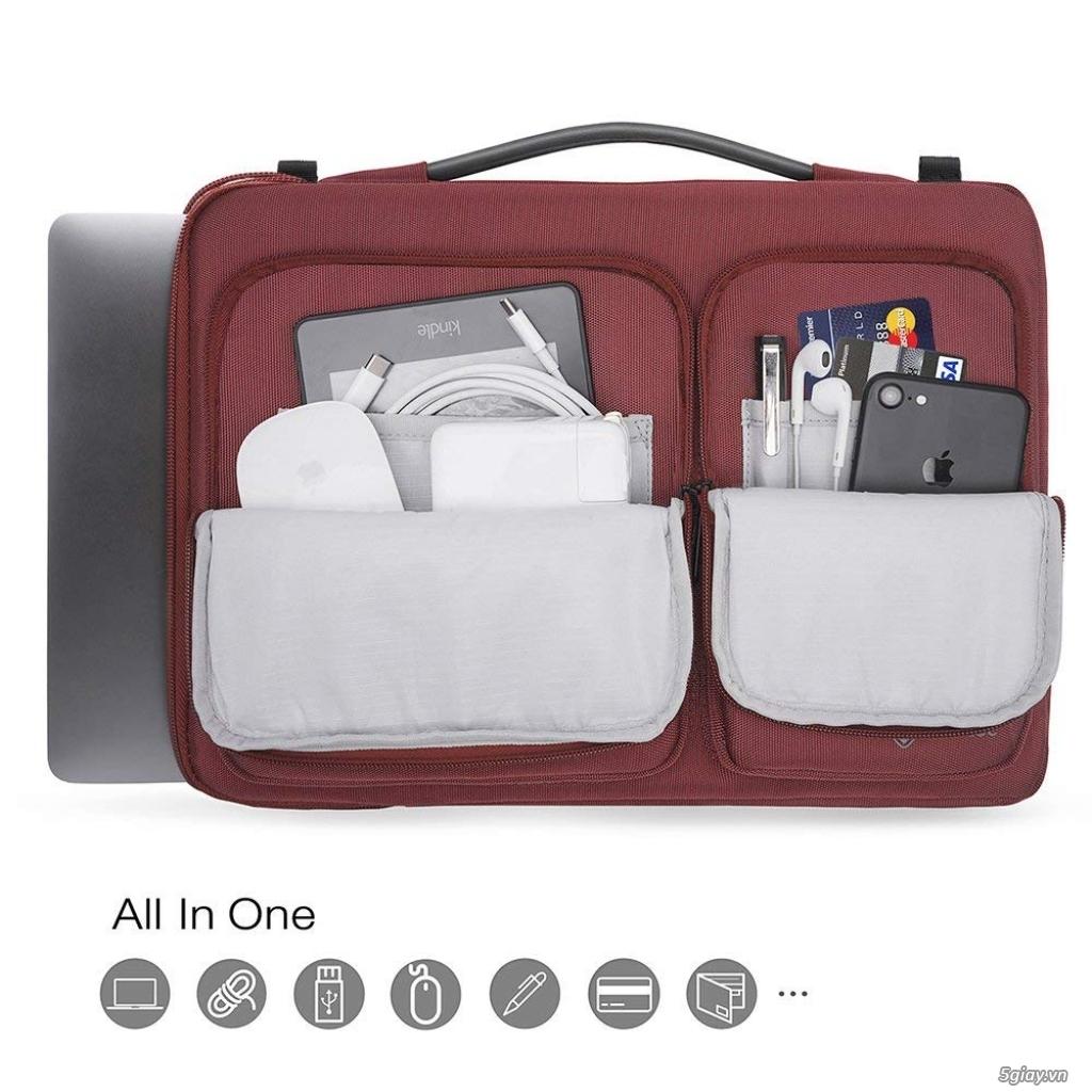 Túi đeo chống sốc TOMTOC (USA) 360* shoulder bags MACBOOK 13 giá tốt - 4