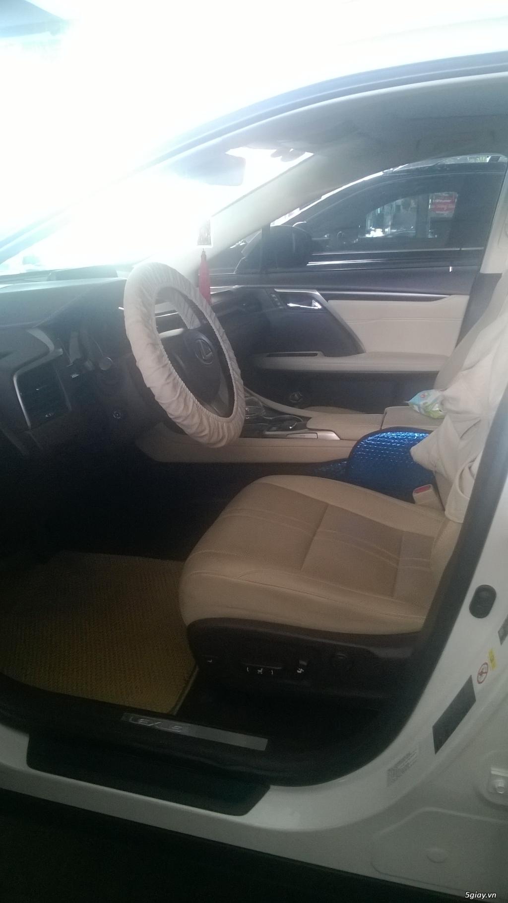 Cần bán Lexus RX200t đời 2015 xe nhà chạy giá 2.8tỷ còn TL - 4