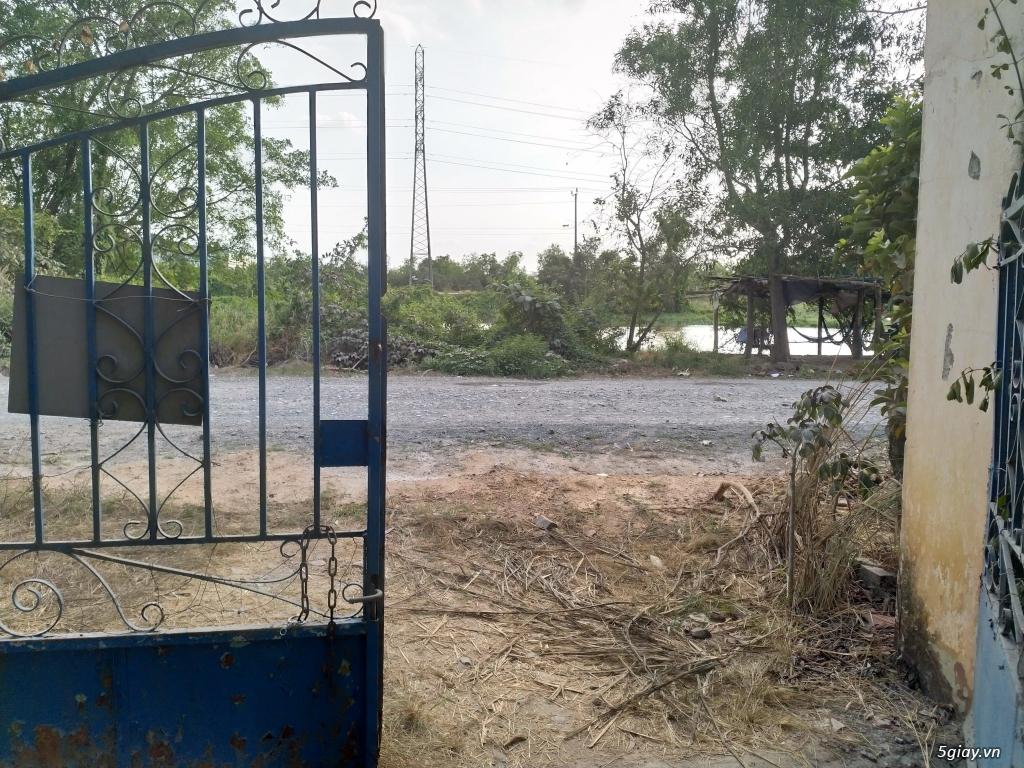 Đất mặt tiền Củ Chi sát khu công nghiệp, giá tốt để mở kho xưởng - 3