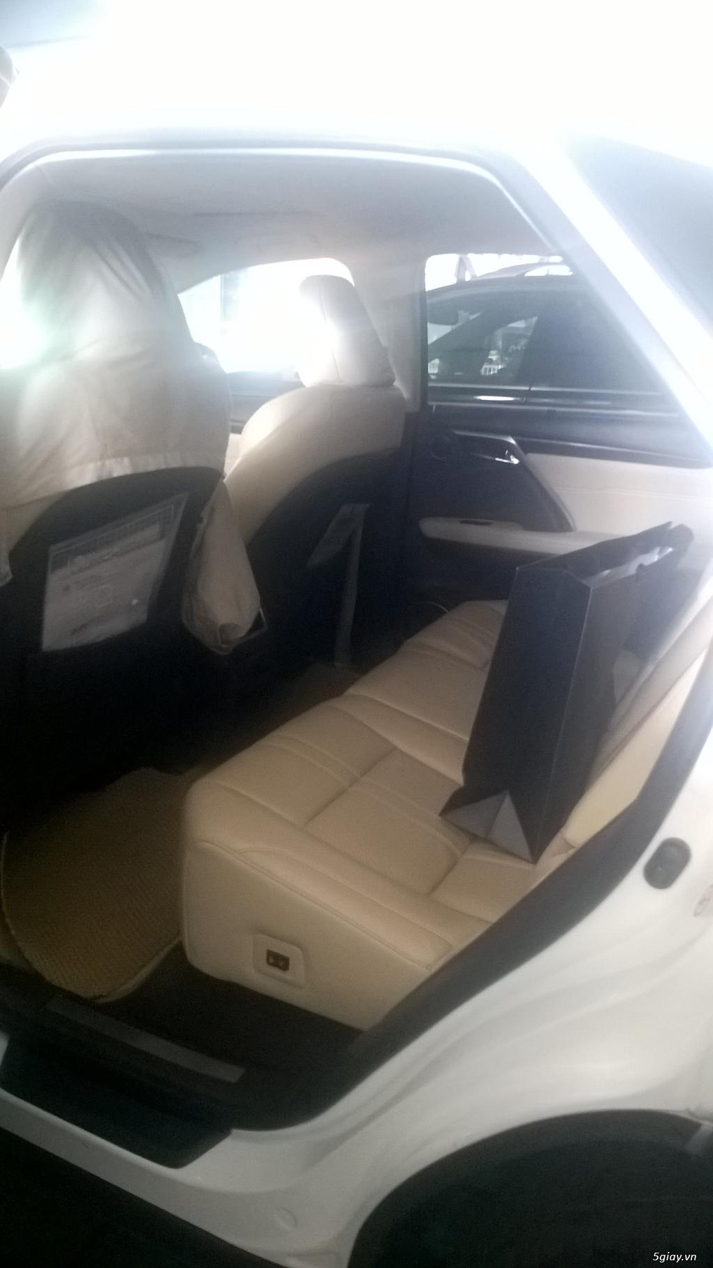 Cần bán Lexus RX200t đời 2015 xe nhà chạy giá 2.8tỷ còn TL - 6