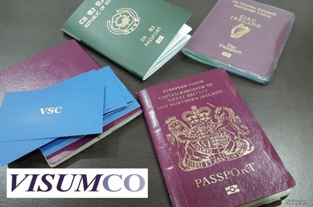 (HCM)Dịch vụ duyệt công văn du lịch - 1