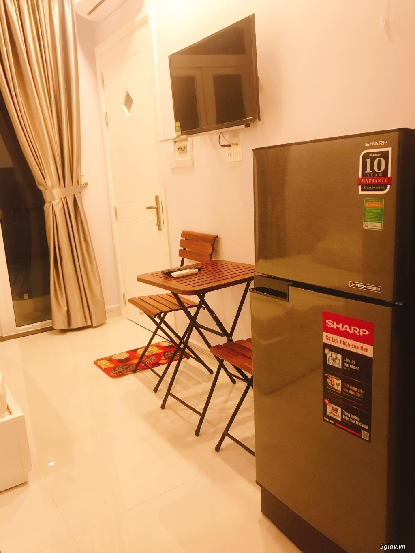 Cho thuê phòng dạng căn hộ Studio Full nội thất, Q. Tân Bình - 4