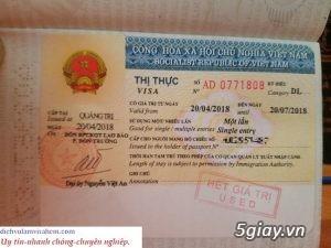 (HCM)Dịch vụ duyệt công văn du lịch