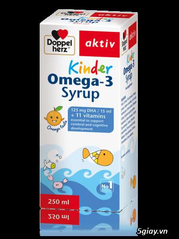 Cần bán sản phẩm Kinder Omega-3 cho trẻ em (nhập khẩu từ Đức)