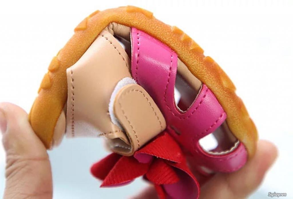 Giày dép hoa sale đẹp rẻ - 3