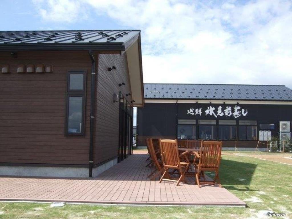 Sàn gỗ nhựa Kankyo - Wood II Nhật Bản Madeakosen