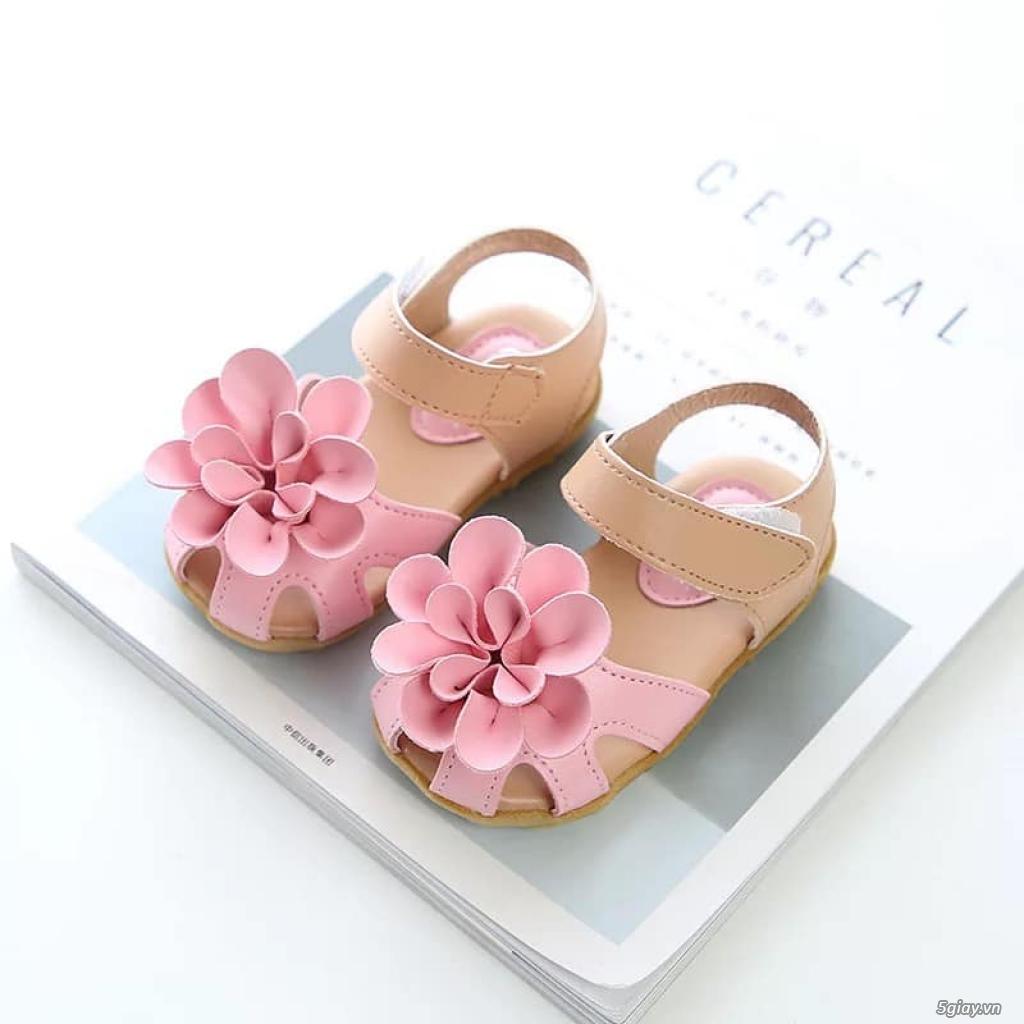 Giày dép hoa sale đẹp rẻ - 2