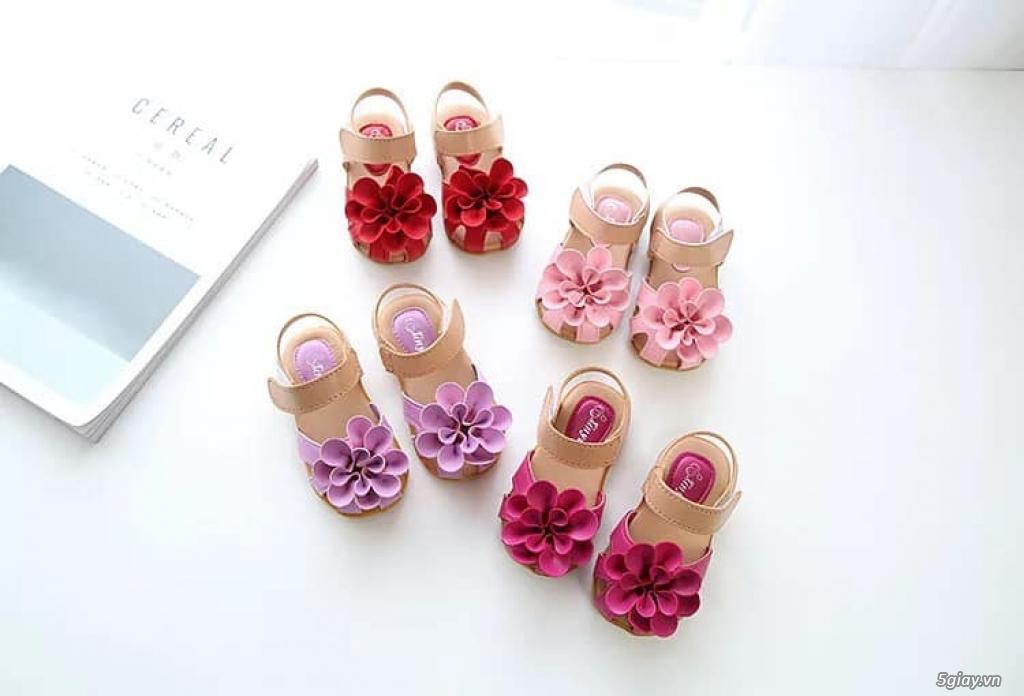 Giày dép hoa sale đẹp rẻ - 4