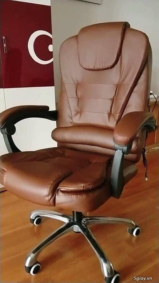 Ghế Văn phòng , Làm Việc + Massage + Ngủ Trưa , cao cấp - 1