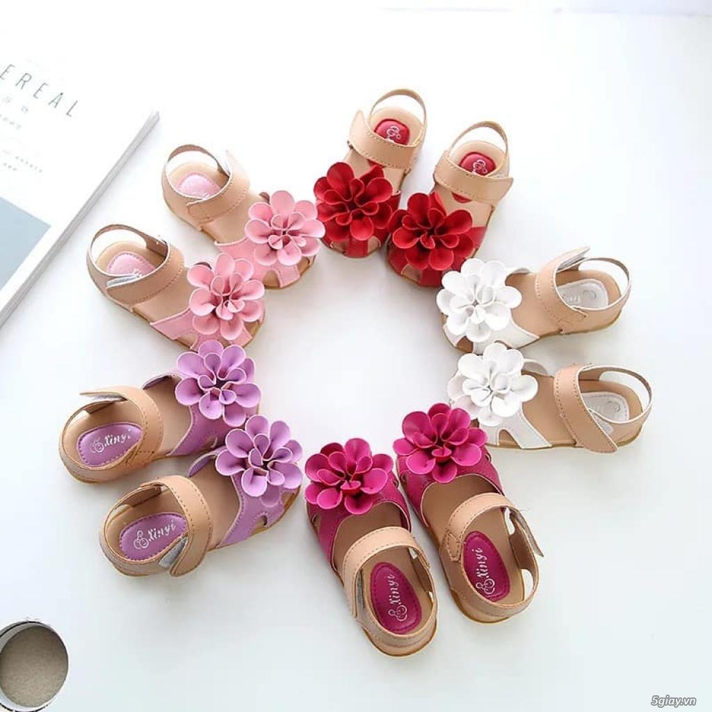 Giày dép hoa sale đẹp rẻ