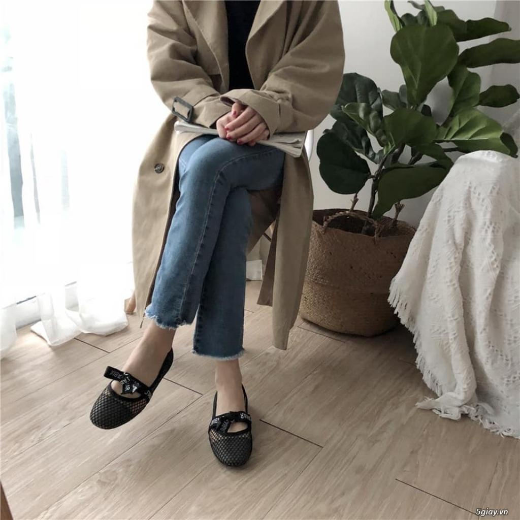 Giày bệt nữ hit hot mẫu mới - 1