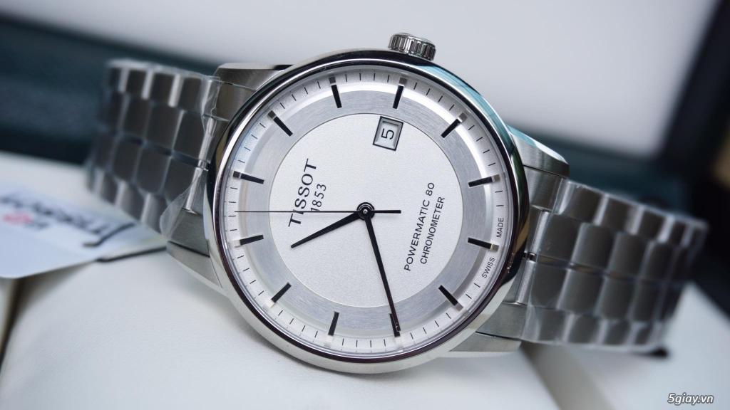Đồng hồ chính hãng Thụy Sỹ Fc, Raymond Weil, Edox - 4