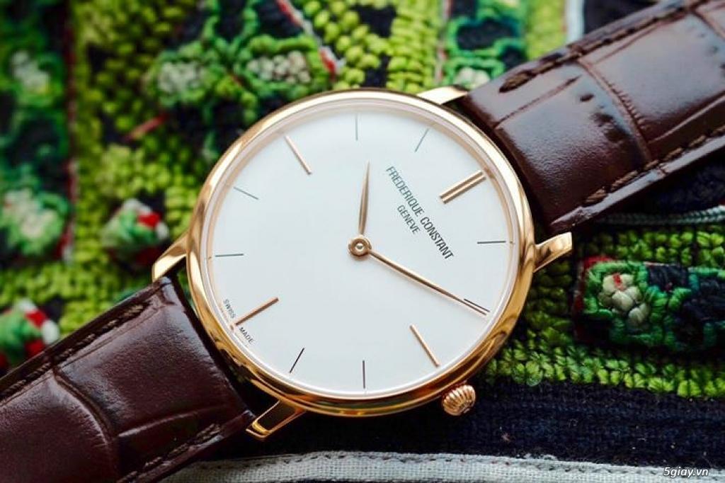 Đồng hồ chính hãng Thụy Sỹ Fc, Raymond Weil, Edox - 37