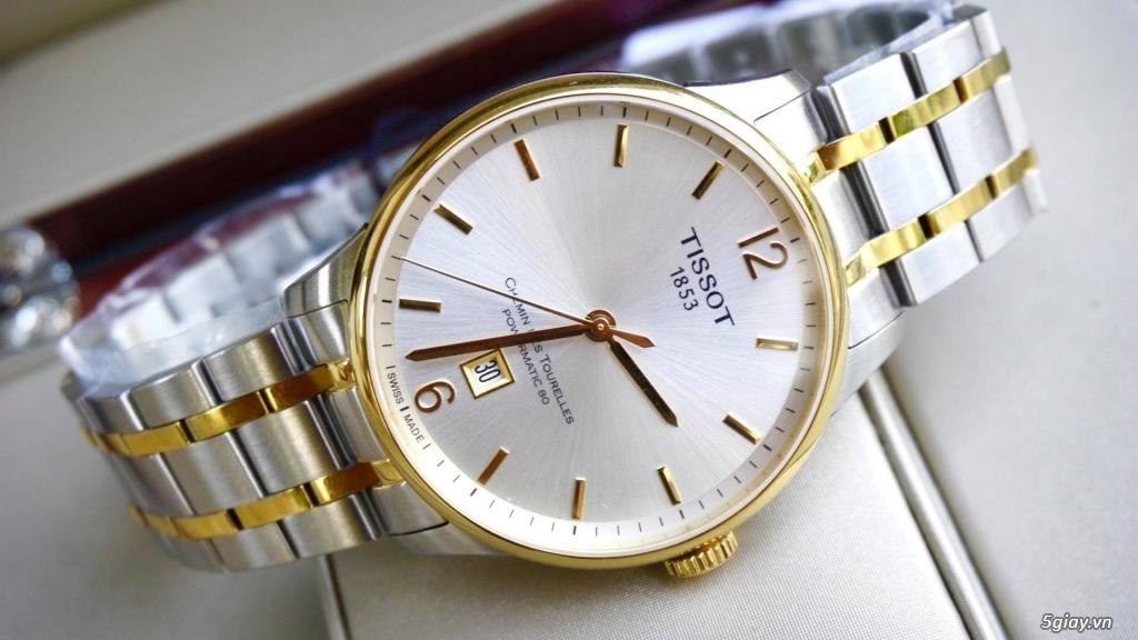 Đồng hồ chính hãng Thụy Sỹ Fc, Raymond Weil, Edox - 12