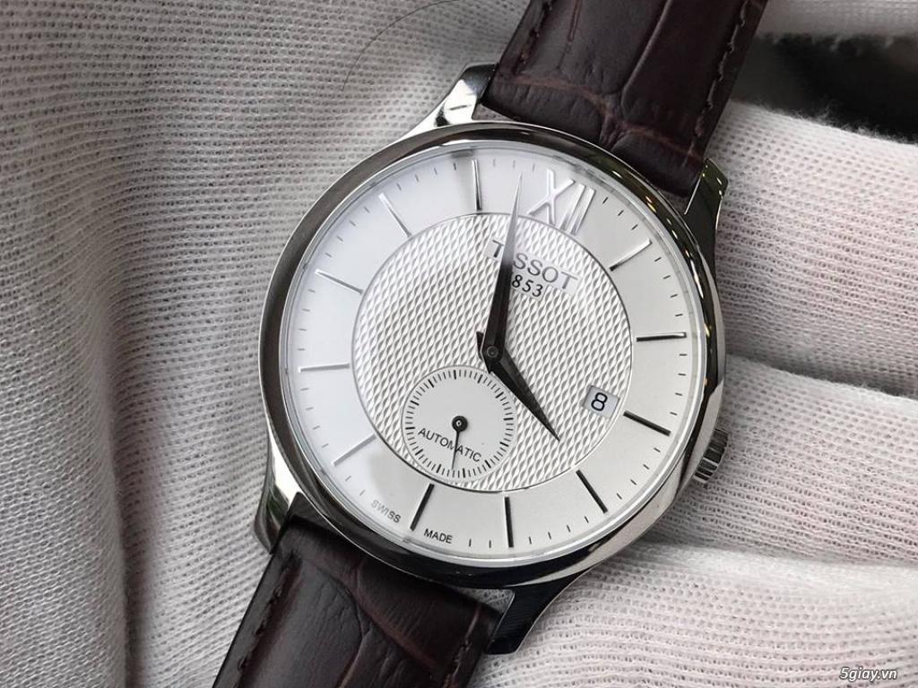 Đồng hồ chính hãng Thụy Sỹ Fc, Raymond Weil, Edox - 21