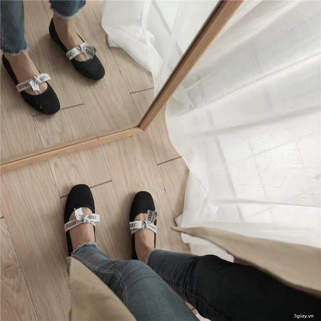 Giày bệt nữ hit hot mẫu mới
