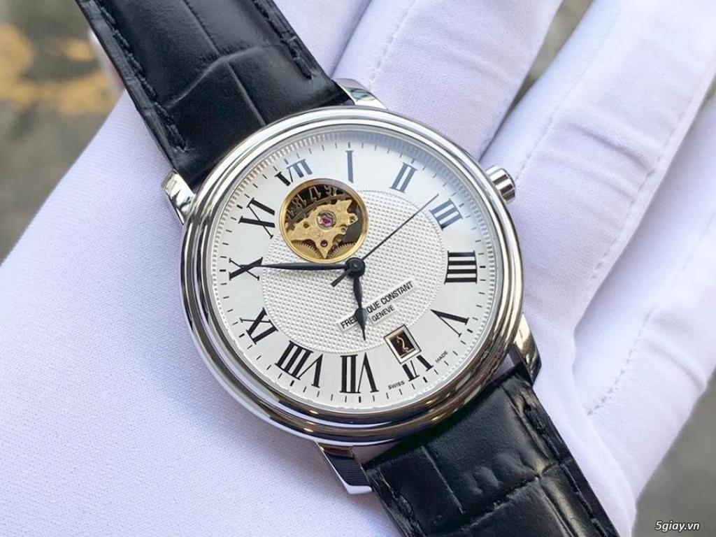 Đồng hồ chính hãng Thụy Sỹ Fc, Raymond Weil, Edox - 17