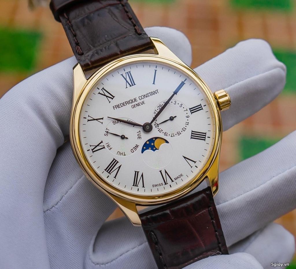 Đồng hồ chính hãng Thụy Sỹ Fc, Raymond Weil, Edox - 28