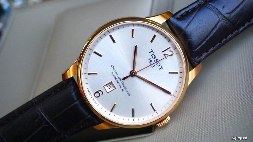 Đồng hồ chính hãng Thụy Sỹ Fc, Raymond Weil, Edox - 9