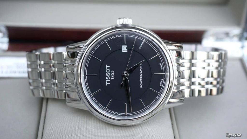 Đồng hồ chính hãng Thụy Sỹ Fc, Raymond Weil, Edox - 25
