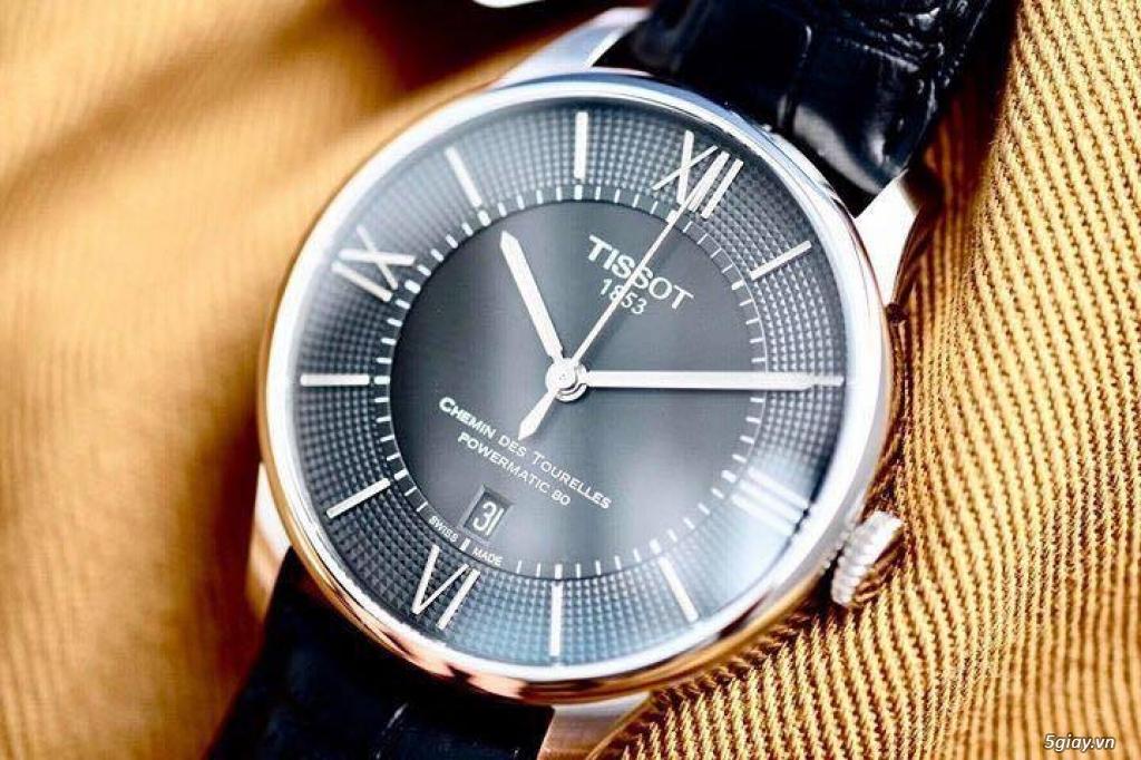 Đồng hồ chính hãng Thụy Sỹ Fc, Raymond Weil, Edox - 10