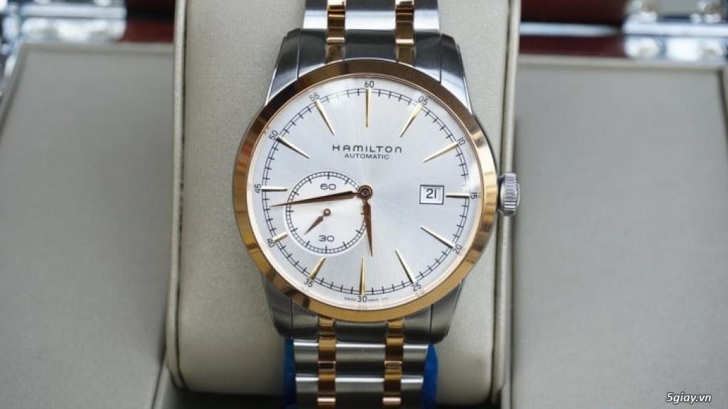 Đồng hồ chính hãng Thụy Sỹ Fc, Raymond Weil, Edox - 40
