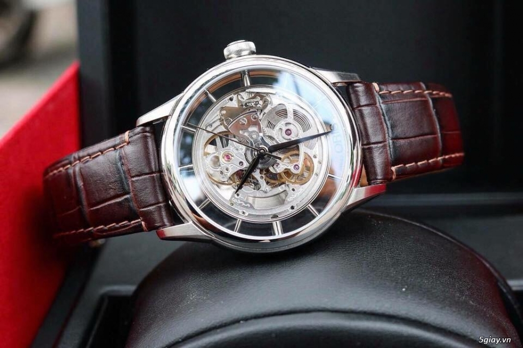 Đồng hồ chính hãng Thụy Sỹ Fc, Raymond Weil, Edox - 3