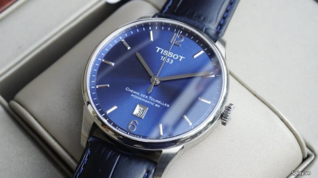 Đồng hồ chính hãng Thụy Sỹ Fc, Raymond Weil, Edox - 8