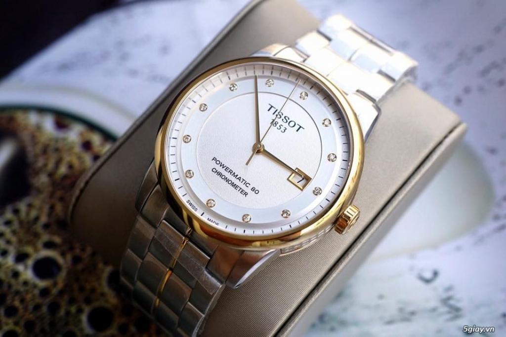 Đồng hồ chính hãng Thụy Sỹ Fc, Raymond Weil, Edox - 2