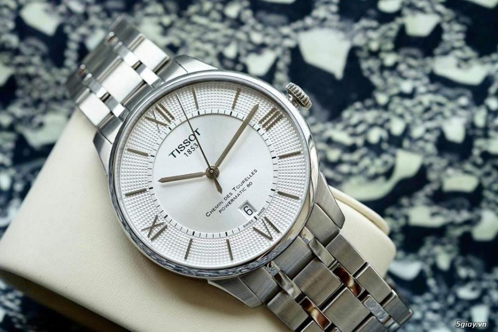 Đồng hồ chính hãng Thụy Sỹ Fc, Raymond Weil, Edox - 7