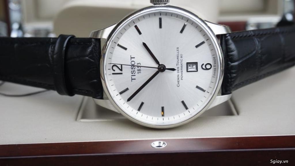 Đồng hồ chính hãng Thụy Sỹ Fc, Raymond Weil, Edox - 11