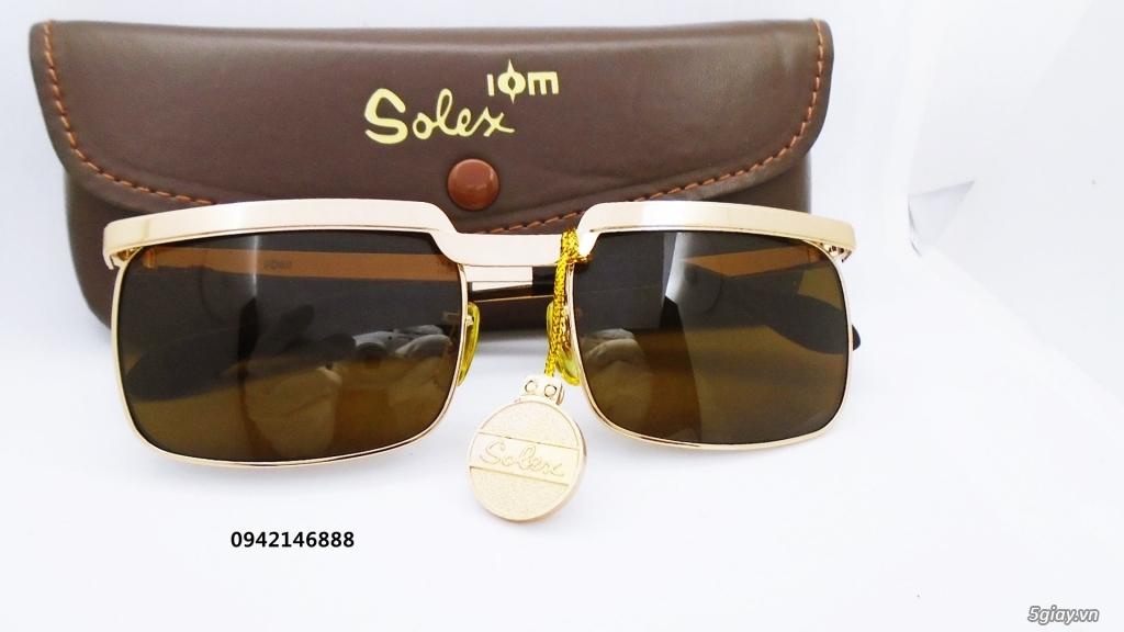 kính Solex chữ H 503 mạ vàng - 8