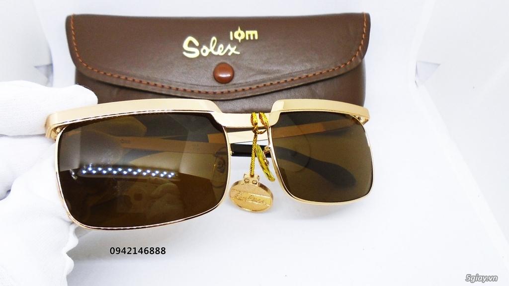 kính Solex chữ H 503 mạ vàng - 9