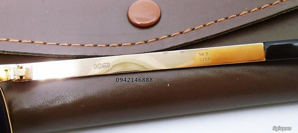 kính Solex chữ H 503 mạ vàng - 7