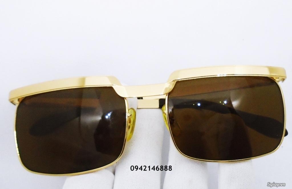 kính Solex chữ H 503 mạ vàng - 21