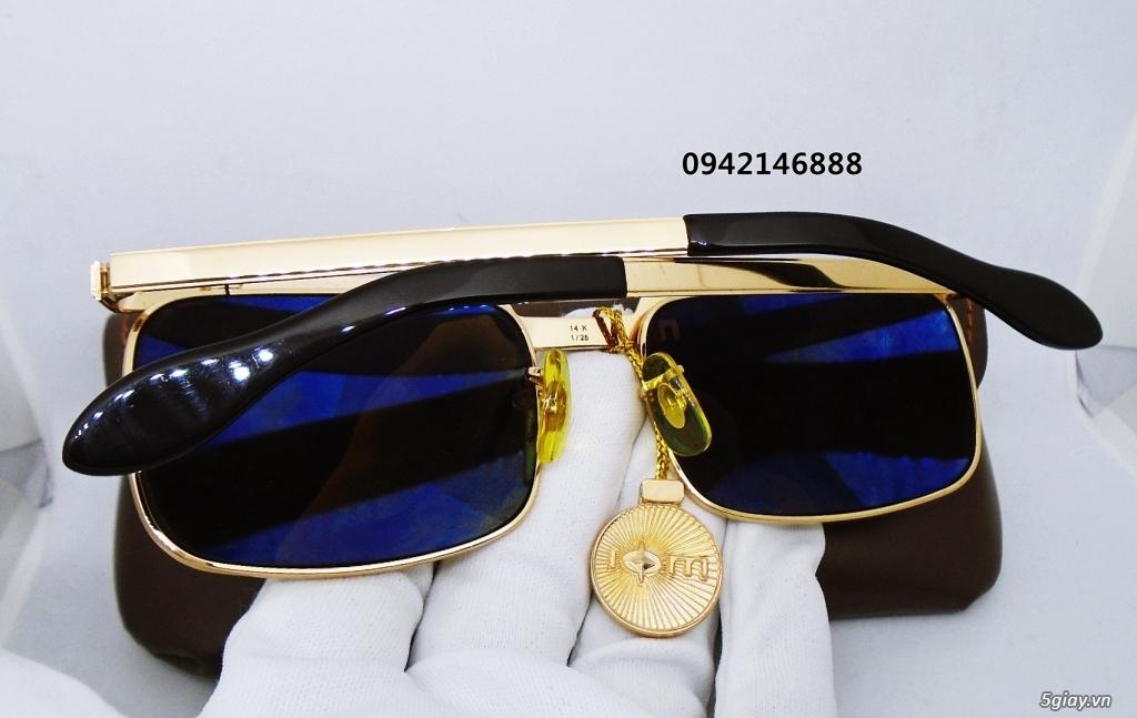 kính Solex chữ H 503 mạ vàng - 3