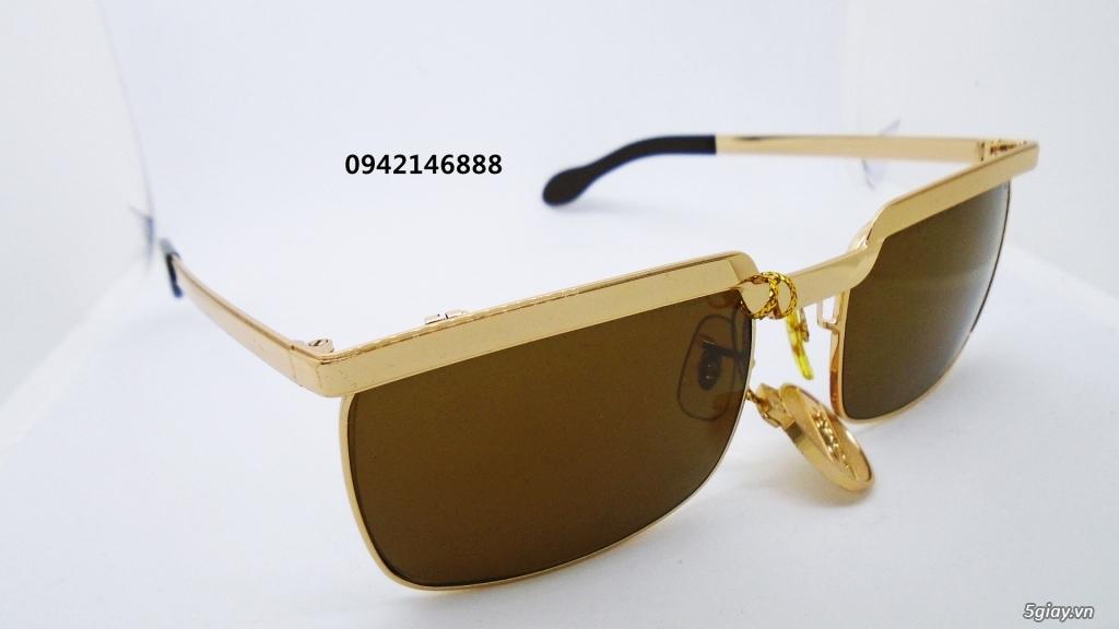 kính Solex chữ H 503 mạ vàng - 15