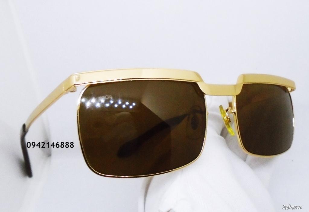 kính Solex chữ H 503 mạ vàng - 19